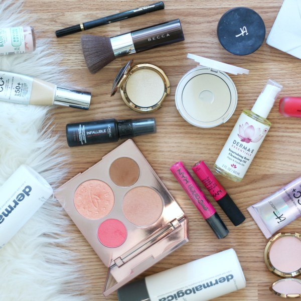 My Beauty Must-Haves for Summer 2017