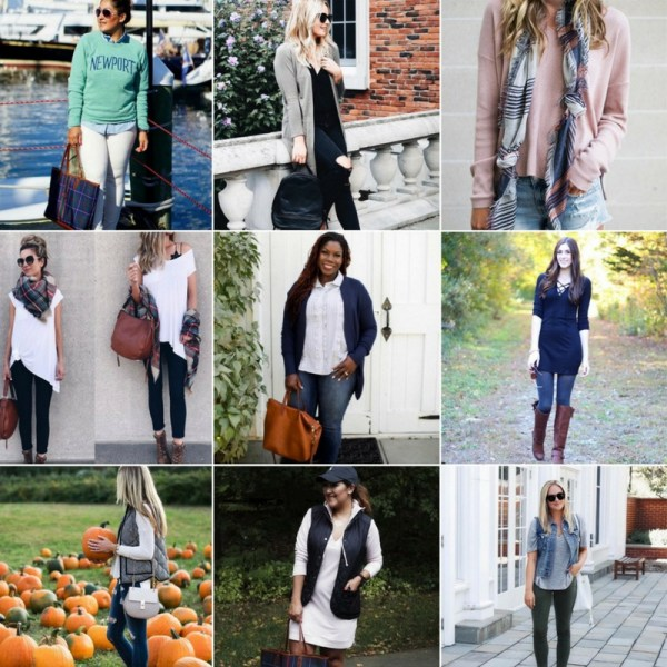 9 Outfit Tricks For Transitioning to Colder Weather