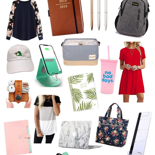 Back-To-School Inspired Amazon Steals Under $15