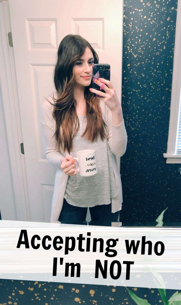 Accepting Who I'm Not | Connecticut Lifestyle and Motherhood Blog