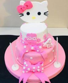 hello kitty pastası