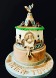 kızılderili pasta