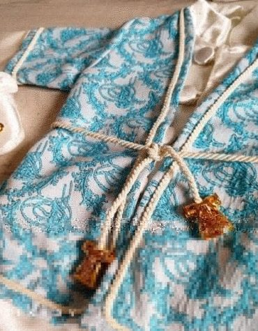 Şehzade Kaftan Kıyafeti