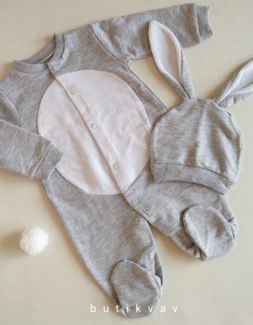 erkek bebek tavsan kulak tulum seti 3 6 ay 01 scaled - Erkek Bebek Tavşan Kulak Tulum Seti 3-6 ay