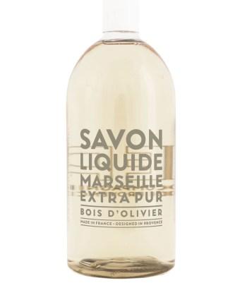 Savon de Marseille Flytande tvål refill Oliv