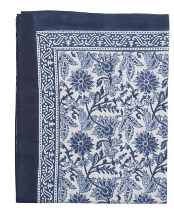 Chamois Duk Indian Summer Blue