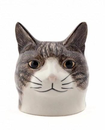 Quail Äggkopp Millie Katt