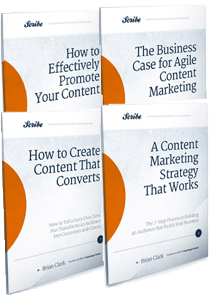 4 Free ebooks to make you a better blogger and content marketer