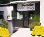 Butler Library Entrance
