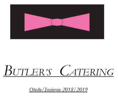 Butlers Catering Invierno 2018-2019
