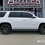 Chevrolet Tahoe With 22in Black Rhino Haka Wheels Exclusively From Butler Tires And Wheels In Atlanta Ga Image Number 9475