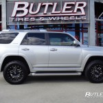 Toyota 4runner With 18in Fuel Full Blown Wheels Exclusively From Butler Tires And Wheels In Atlanta Ga Image Number 8624