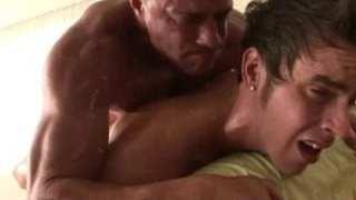 Anal Massage Session