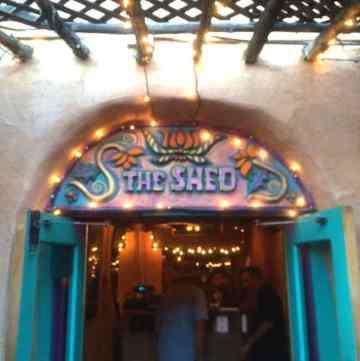 The Shed - Santa Fe
