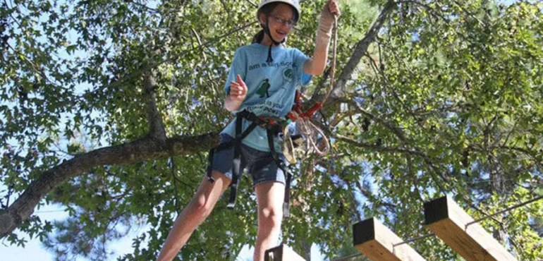 Butter & Egg Adventures High Rope Adventures in Troy Alabama
