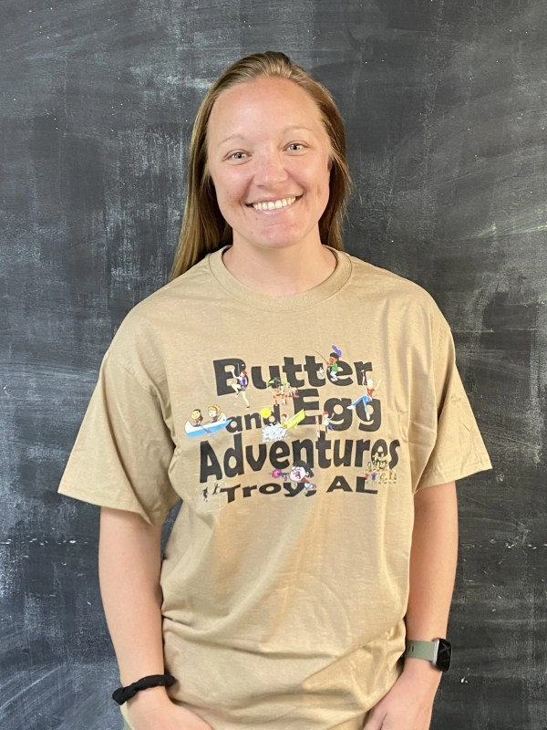 Butter and Egg Adventures Shirt