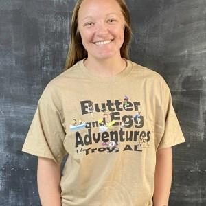 Butter and Egg Adventures Shirt