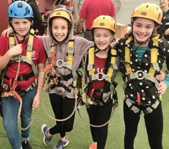 Customized Youth Groups at Butter and Egg Adventures