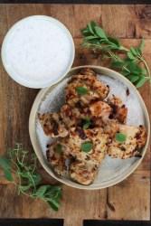 Grilled-Greek-Chicken | www.butterandthings.com