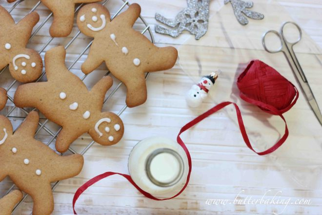 Gingerbread Men | Butter Baking