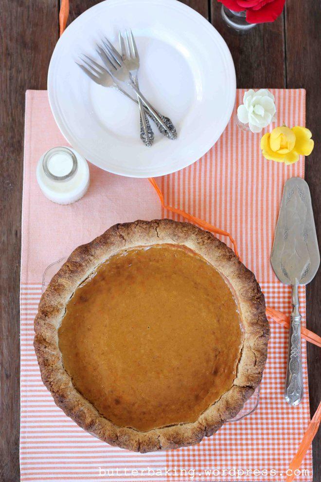 Pumpkin Pie | Butter Baking
