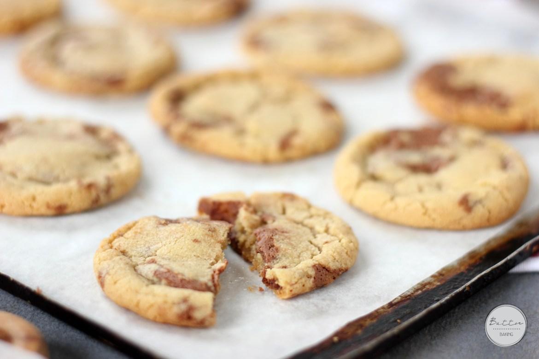 Chocolate truffle swirl cookies | Butter Baking