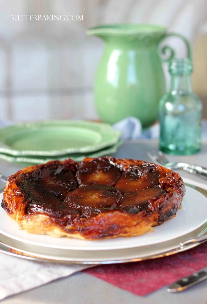Apple Tarte Tatin | Butter Baking