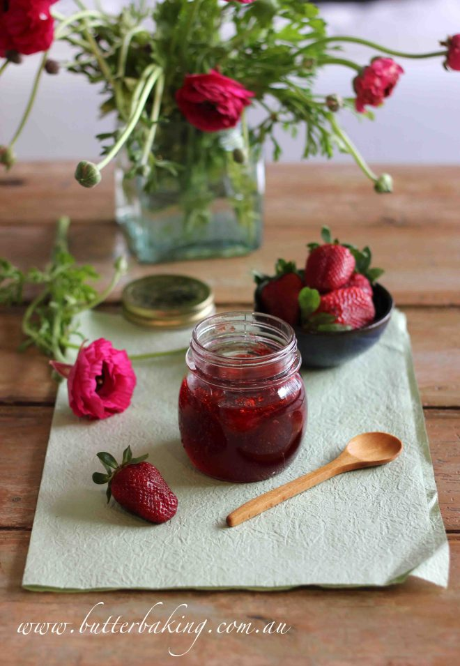 Strawberry Jam | Butter Baking