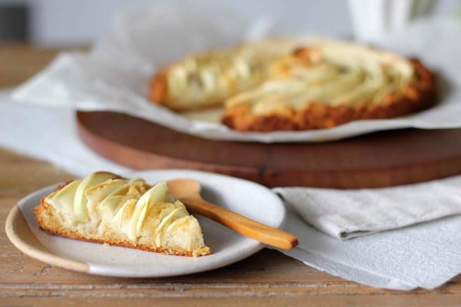Healthy Apple Cake | Butter Baking