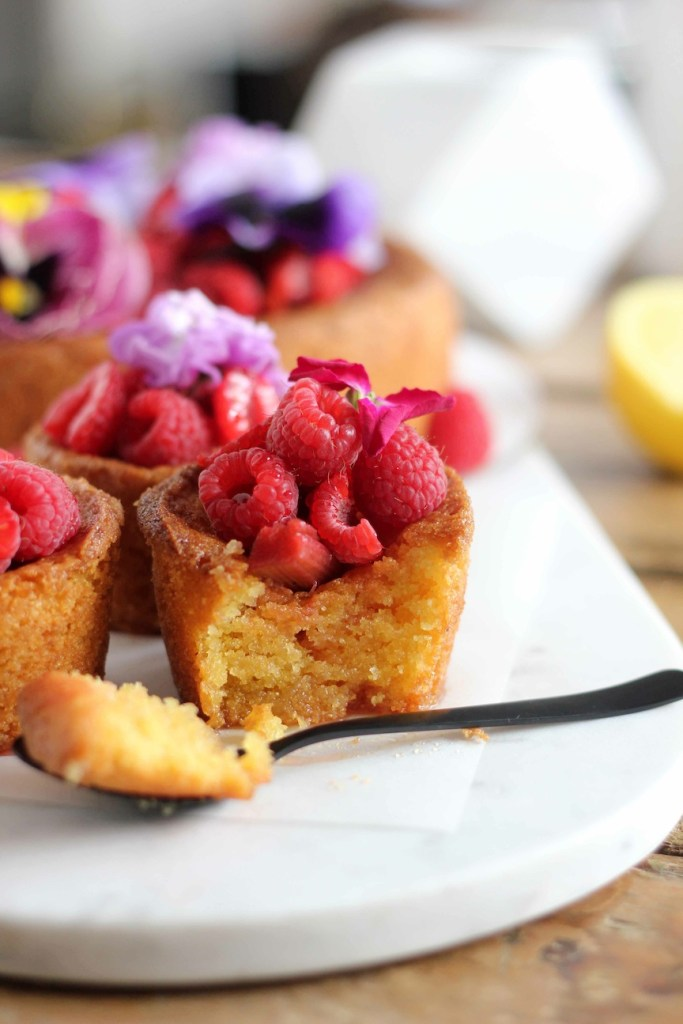 Lemon Polenta Cake (GF) | Butter Baking