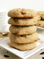 How to clean up my pantry or my Cashew Caramel Cookies ! Comment vider mes placards ou mes Cookies caramel – noix de cajou !