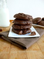 Chocolate Caramel Heath Bars or Daims Cookies