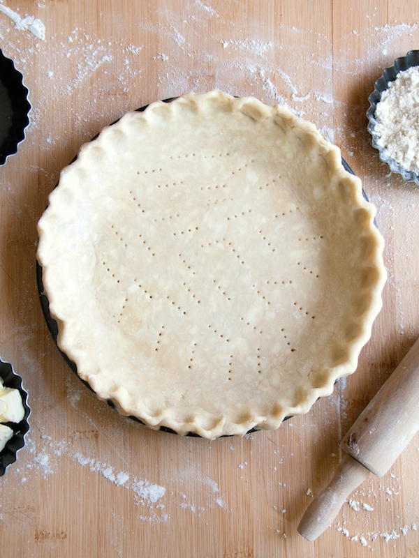 All Butter Flaky Pie Crust 12