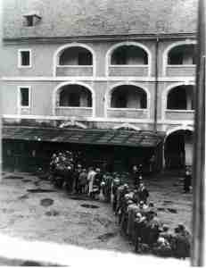 Prisoners at Terezin