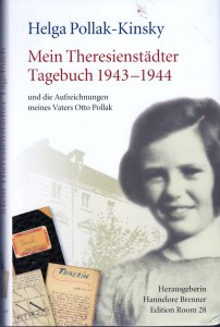 Cover of Helga Pollak's published diary