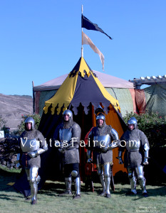The competitors from the 2014 Veritas Medieval Faire Tournament of Arms. Unlike what you see at most faires, these combatants were using actual historical martial arts techniques based on medieval manuscripts.