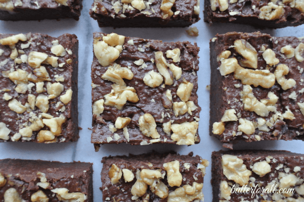 Super Fudgy Fruit Sweetened Brownies Made In Your Food Processor