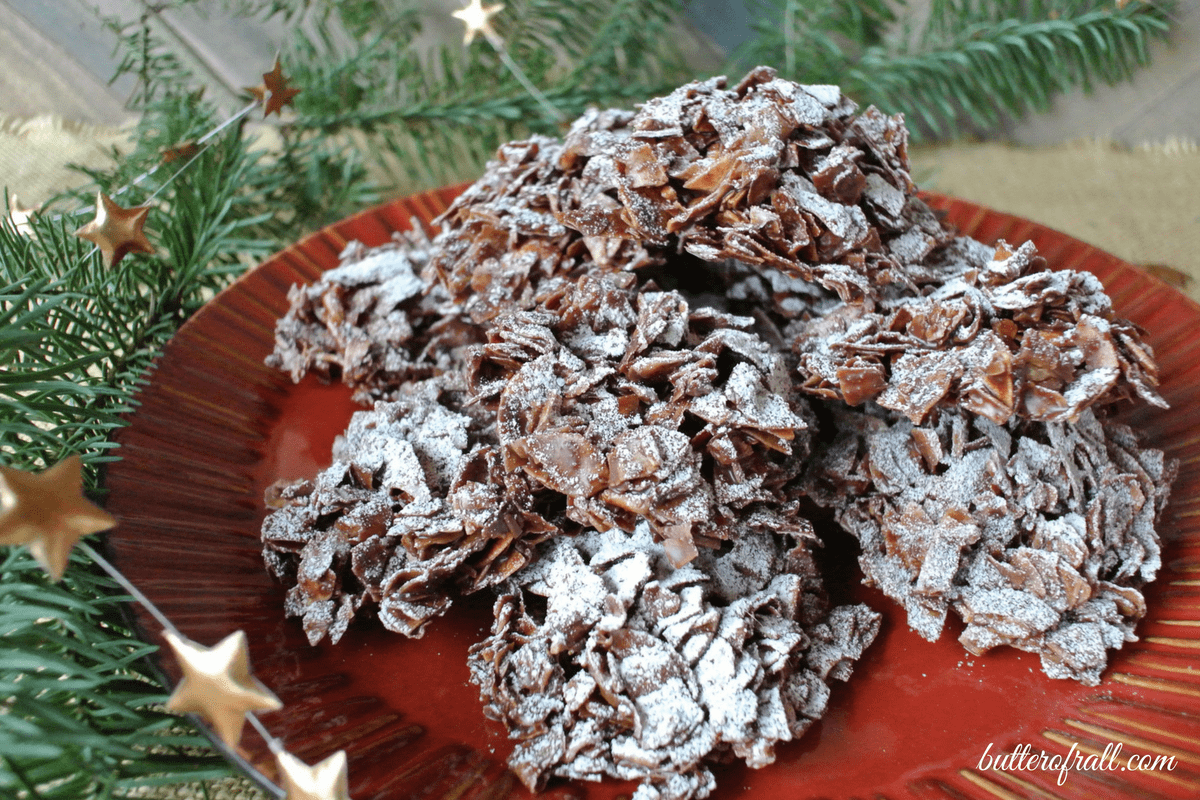 Raw Cacao And Coconut Haystacks – Paleo And Keto