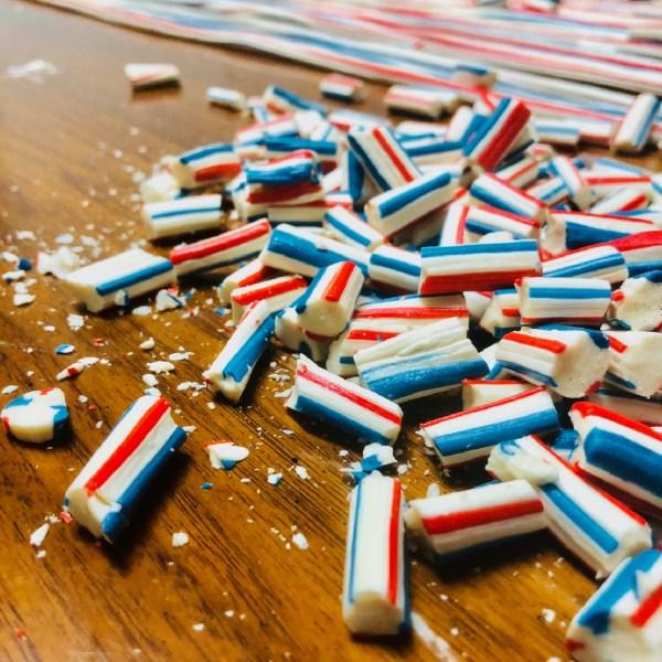 Patriotic Peppermint