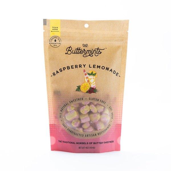 Raspberry Lemonade Buttermints