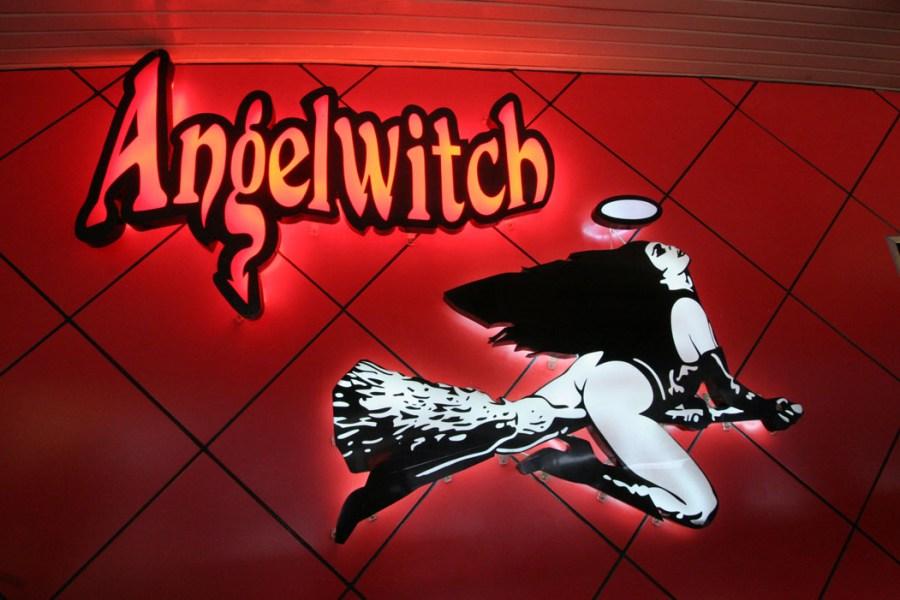 Website Angelwitch Gogo Bar Bangkok Thaïlande