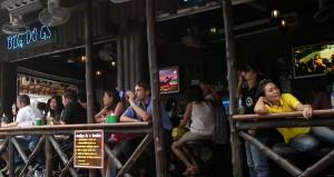 Big Dogs Lady Bar Nana Plaza Bangkok