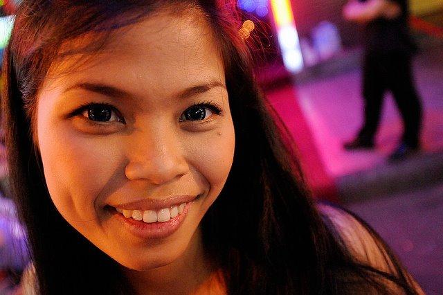 thai bar girl
