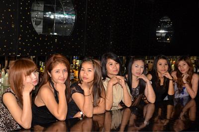 Bar à hôtesses Sukhumvit Bangkok
