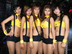 gogo danseuses bangkok soi cowboy