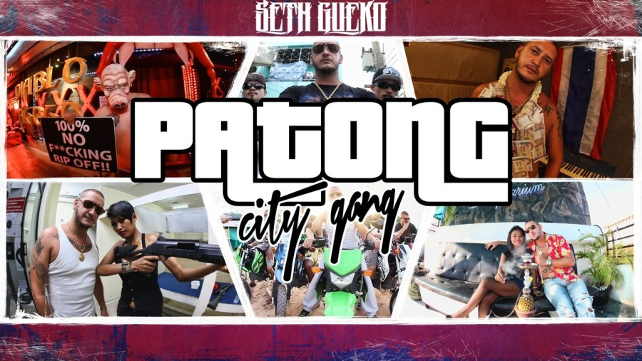 patong city gang