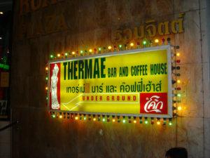Thermae Bar Bangkok