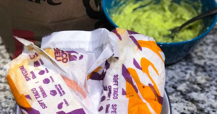 Keto on the Go: Taco Bell