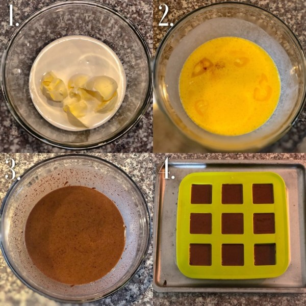 Keto fudge step by step