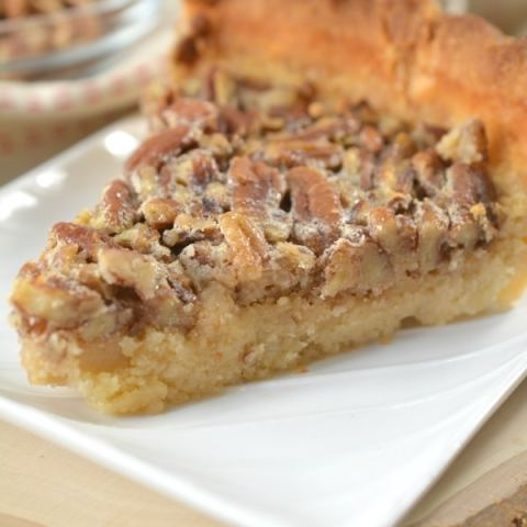 Ultimate Keto Pecan Pie